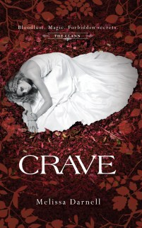 Crave by Melissa Darnell (The Clann #1)
